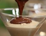 Лешниково-шоколадов крем 3