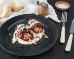 Пълнени чушки с белен боб и орехи 7