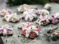 """Шоколадови сладки """"Подарък"""""""
