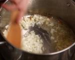 Рибена супа с къри и сметана