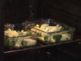 Броколи на фурна със синьо сирене 3