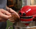 Шоколадово-орехов кейк 2