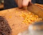 Шоколадово-орехов кейк 4