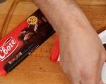Шоколадови бишкоти 4
