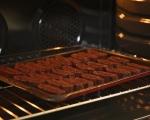 Шоколадови бишкоти 9