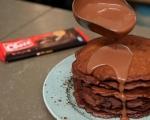 Шоколадови палачинки 9