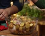 Пилешки бутчета с картофи на фурна 4
