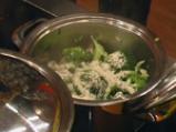 Каша от броколи и гъби 2
