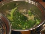 Каша от броколи и гъби 3