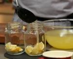 Лимонада с джинджифил и мед 4