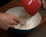 Баски ванилов пай