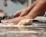 Домашни талиатели с паста от трюфели