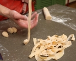 Домашни талиатели с паста от трюфели 3