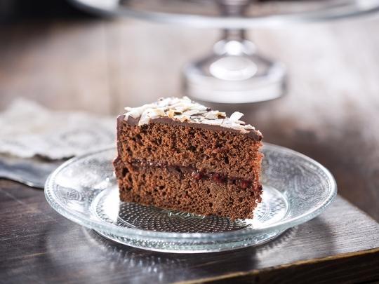 "Шоколадова торта ""Лемингтън"""