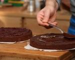 "Шоколадова торта ""Лемингтън"" 12"