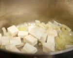 Супа от целина с магданозено олио 4