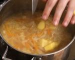 Супа от свински ребра и кисело зеле 4
