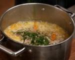 Супа от свински ребра и кисело зеле 6