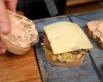 """Сандвич с телешко в стил """"Рубен"""" 6"""