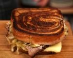 """Сандвич с телешко в стил """"Рубен"""" 8"""