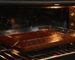 Пикантен шоколадов кейк  4