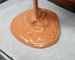 Шоколадово руло (без брашно) 6
