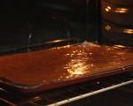 Шоколадово руло (без брашно) 7