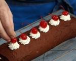 Шоколадово руло (без брашно) 12