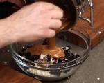 Блокчета от овесени ядки с шоколад и череши 3