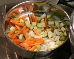 Червен ориз със зеленчуци 3