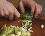 Печени зеленчуци в тесто