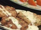 Рибни бургери със сос от хрян