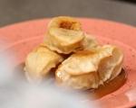 Панирани банани с дулсе де лече 6