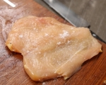 Пилешко в точени кори 7