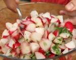 Гватемалска салата от репички 3