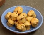 Мъфини със сушени домати и маслини 6