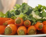 Кускус с глазирани моркови 6