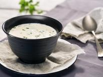 Арменска супа с кисело мляко (спас)