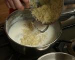 Арменска супа с кисело мляко (спас) 3