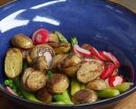 Пролетна картофена салата 5