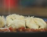 Сардински равиоли със сос от кайма и домати 14