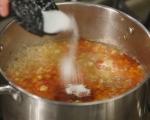Супа от нахут 3