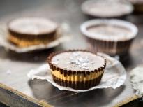 Десерт с шоколад и фъстъчено масло