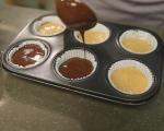 Десерт с шоколад и фъстъчено масло 4