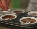Десерт с шоколад и фъстъчено масло 5