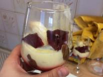 Десерт в чаша