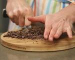 Овесени сладки с шоколад 4