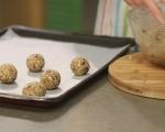 Овесени сладки с шоколад 6