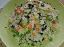Пържен ориз не по китайски