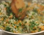 Ориз с лапад на фурна 3